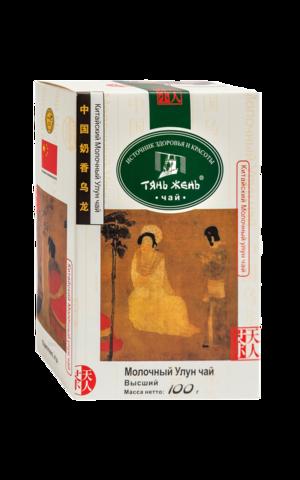 ЧАЙ Тянь Жень Молочный Улун 100 гр