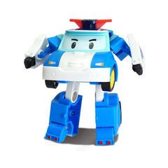 Robocar Poli Трансформер Поли, 7,5 см (83046)