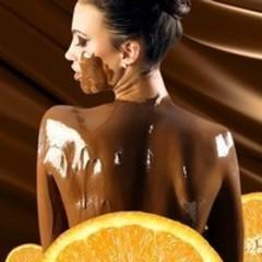 Шоколадное Фондю - антистресс программа для чувствительной кожи. Лкальное обертывание для тела. Beaubelle.