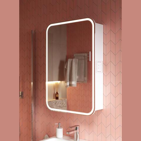 Зеркало-шкаф Lana 55