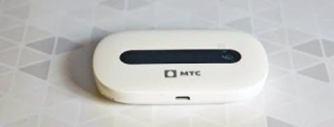Huawei E5220/МТС 821d 3G/Wi-Fi мобильный роутер