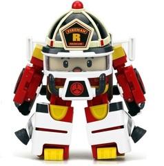 Robocar Poli Трансформер Рой (10 см) + костюм астронавта (83313)