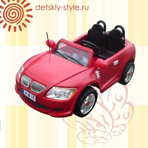 "Электромобиль Kids Cars ""BMW B15"""