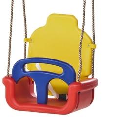 Качели для детей со снимающейся спинкой