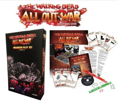 Walking Dead Organised Play Kit - Spring 2017