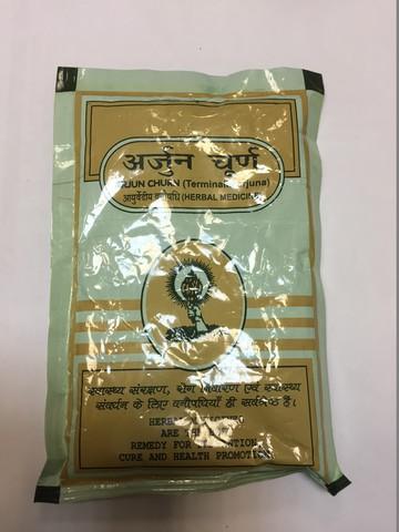 Shanti Kunj Arjuna powder /  Арджуна  порошок, 100 гр.