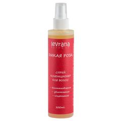 Levrana спрей - кондиционер для волос «Дикая роза» 200 мл