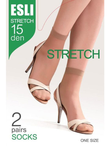 Носки Stretch 15 (2 пары) Esli