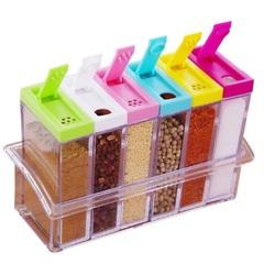 Набор для специй Seasoning Set 6 шт