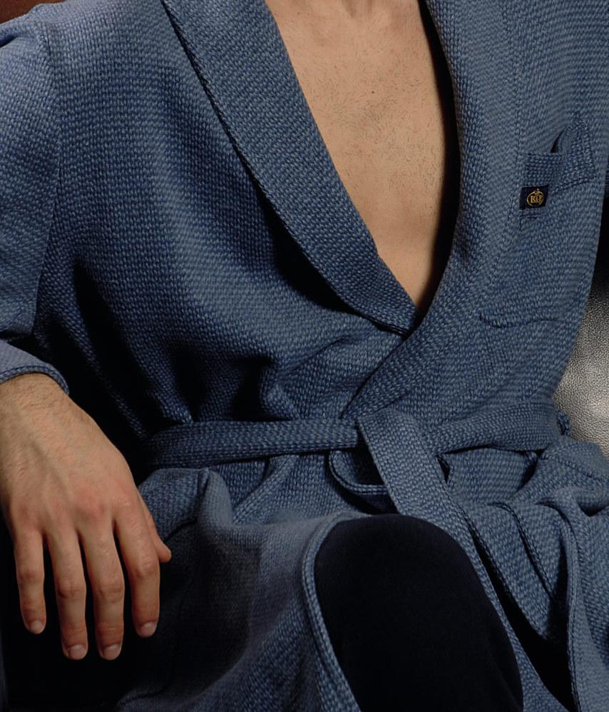 Мужской халат для дома B&B