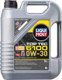 Liqui Moly Top Tec 6100 0W-30 - НС-синтетическое моторное масло
