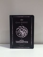 Notebook.Game of Thrones.House Targaryen