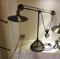 лампа настольная  винтаж  36-07 by INDUSTRIAL INFECTIONAL