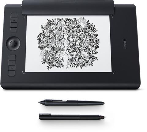 Графический планшет Wacom Intuos Pro Paper Medium PTH-660P-N