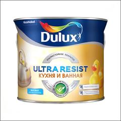 Краска для Кухни и ванной Dulux Ultra Resist BC (прозрачный)