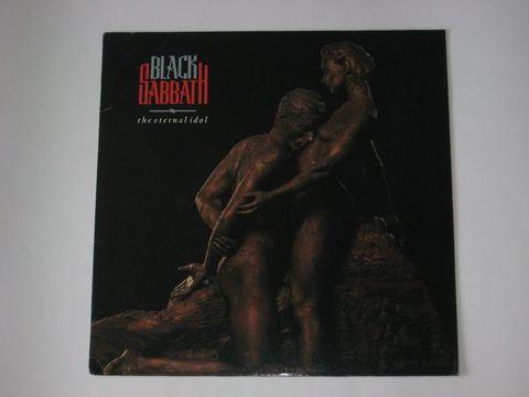 Black Sabbath / The Eternal Idol (LP)