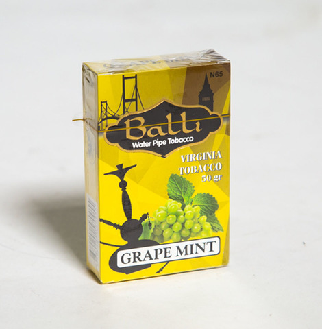 Табак Balli Grape Mint 50 г