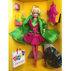 Коллекционная Кукла Барби Мэдисон Авеню - (FAO Schwarz Madison Avenue Barbie 1991), Mattel