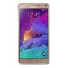 Samsung Galaxy Note 4 32GB (SM-N910F) LTE Золотой - Gold
