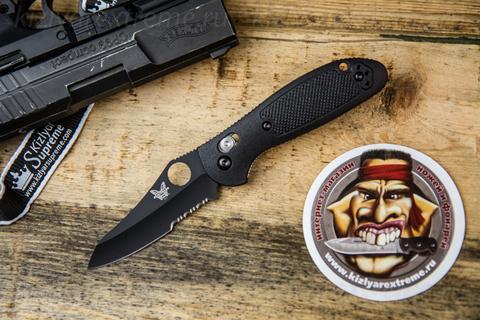 Складной нож Mini Griptilian 555SBKHG