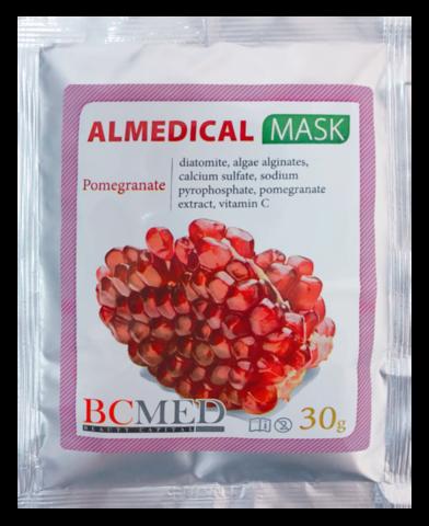 *Альгинатная маска (BCMED/Гранат/30гр)