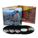 Сборник / Woodstock - Music From The Original Soundtrack And More (3LP)