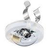 Кронштейн для крепления аварийного светильника антипанического освещения BOA-IN к люминесцентной лампе серии T8