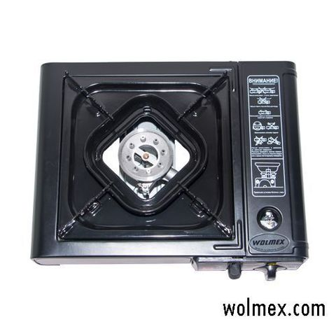Плитка портативная газовая , Wolmex PGS-2,5S1