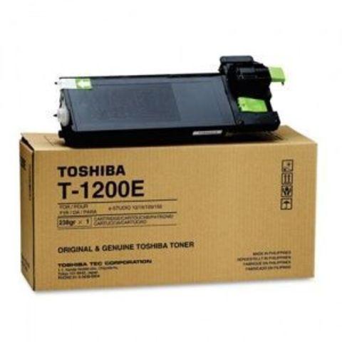 Тонер T-1200 для Toshiba e-STUDIO12/15/120/150 (6,5K) (6B000000085)