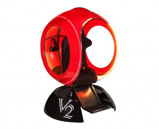 Аттракцион виртуальной реальности FUTURIFT V2