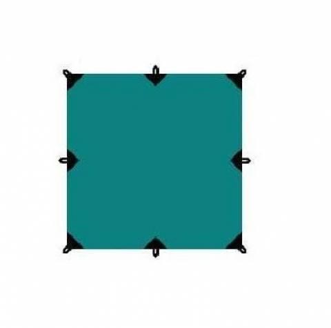 Тент 3x3 BTrace (зеленый)