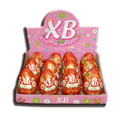Яйцо  ХВ 50г с/с (12шт/6дисп)