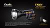 Купить Дальнобойный мощный фонарь Fenix TK61, 1000 люмен (модель 34015) по доступной цене