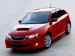 Защита фар для Subaru impreza 2007-2011 прозрачная, 2 части, EGR (EGR5621)