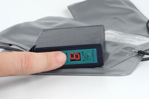 Аккумулятор 4400/5200/6000 мАч для одежды с подогревом RedLaika, модель ЕСС 7.4