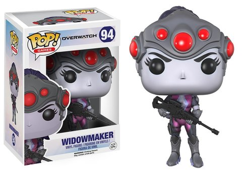 Фигурка Funko POP! Vinyl: Games: Overwatch: Widowmaker 9301