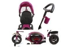 Велосипед Moby Kids Style-2 Пурпурный