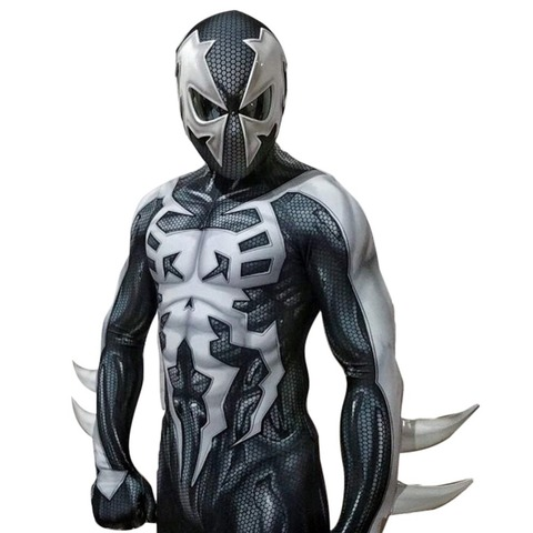 Человек паук 2099 костюм взрослый