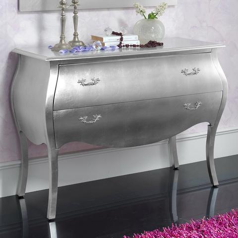 Комод горизонтальный DUPEN (Дюпен) С-93 серебро