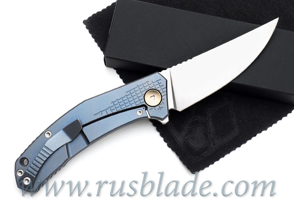 CUSTOM Shirogorov JEANS KNIFE Vanax 37 MRBS