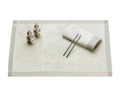 Подставка под тарелку 38x54 Jacquard Francais Siena White