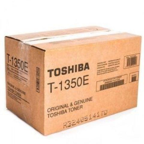 Тонер T-1350E для Toshiba 1340/1350/1360/1370 (4,3K) (60066062027)