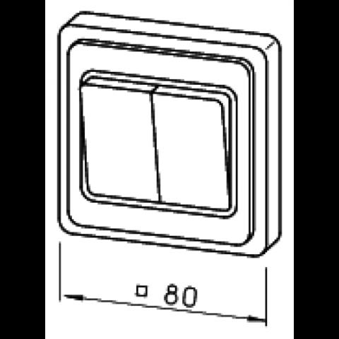 Helios DSEL 2 - Переключатель скорости вращения с реверсом