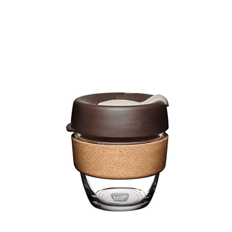 Кружка KeepCup Brew - Cork Edition 8oz (225мл) Almond