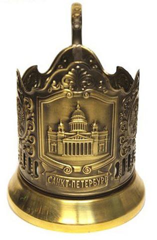 """Подстаканник """"Санкт-Петербург. Исаакиевский Собор"""""""