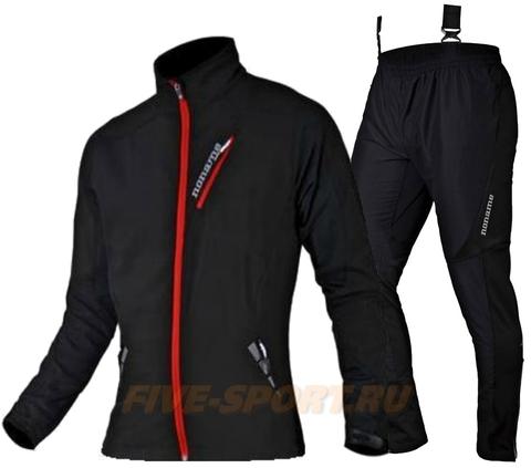 Лыжный костюм Noname Active on the move 15 black
