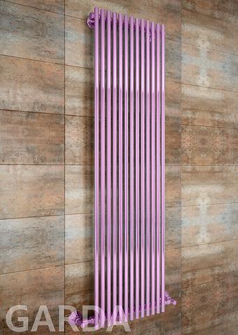 Garda Classic Ral - цветной вертикальный  дизайн полотенцесушитель