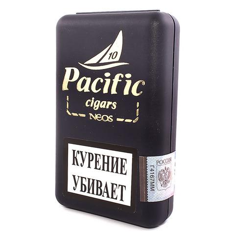 Сигариллы Neos Pacific Classic 10 шт
