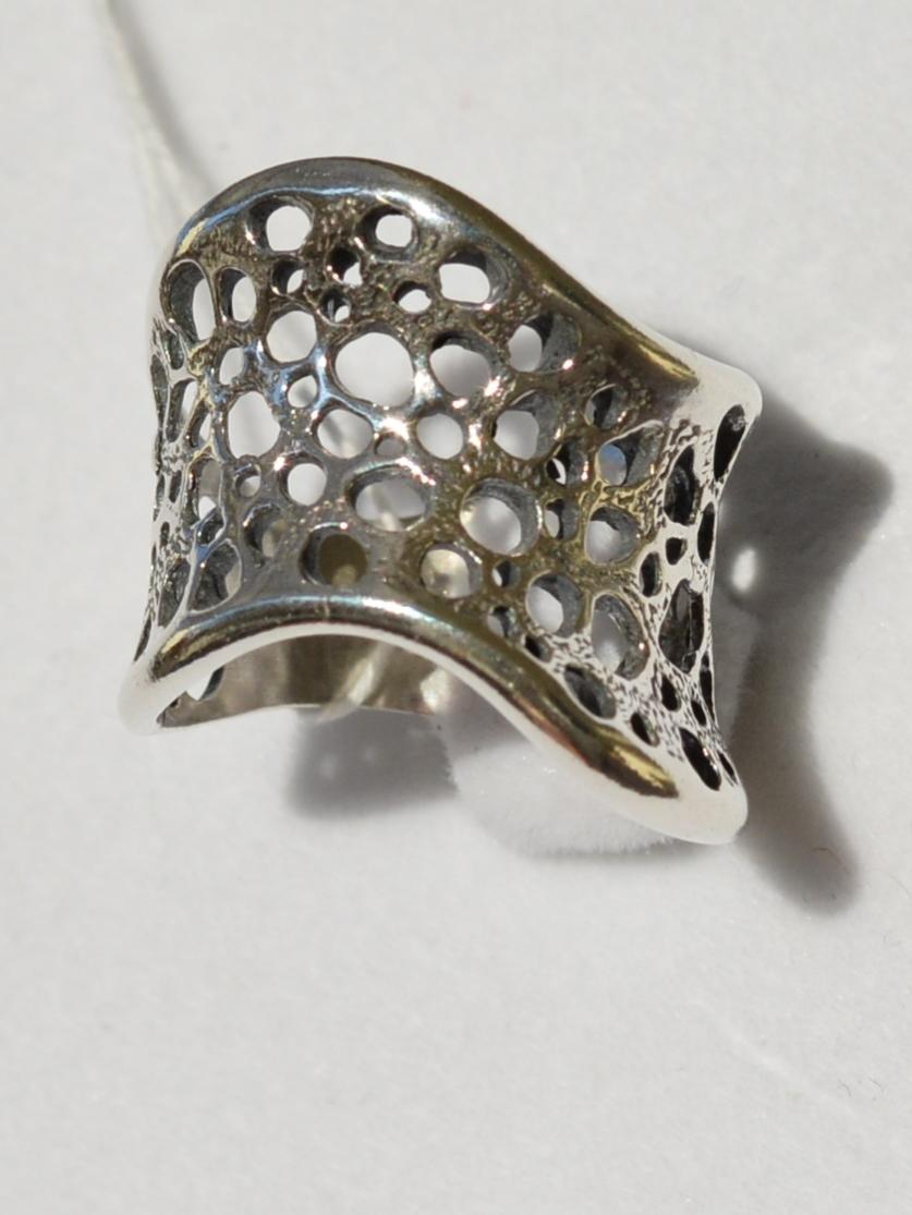 арт 036( кольцо из серебра)