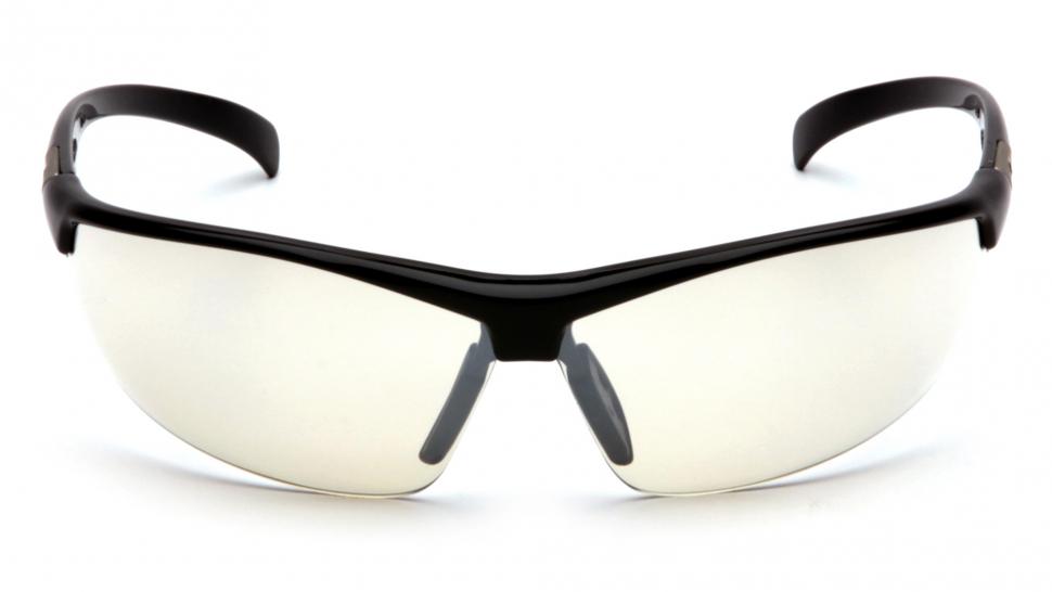 Очки баллистические стрелковые Pyramex Forum VGSB6680D зеркально-серые 50%